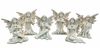 Mini Fairies w/Diamonds (Set of 6)