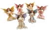 Miniature Fairies w/Pearl (Set of 6)