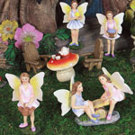 Mini Fairy Garden Kit (11pc Set)