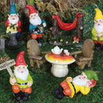 Mini Gnome Garden Kit (11pc Set)