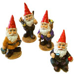 Miniature Gnomes