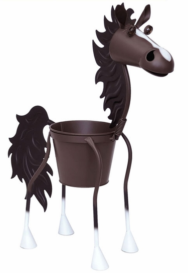 Morgan Horse Planter - Click to enlarge