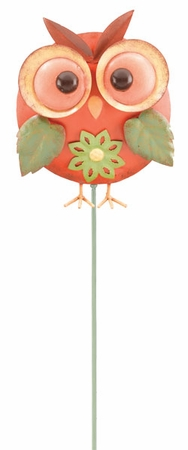Owl Garden Stake - Click to enlarge