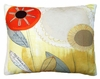 Paper Garden 3 Outdoor Pillow