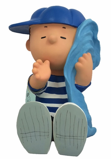 Peanuts Garden Collection: Linus - Painted - Click to enlarge