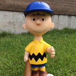 "Peanuts 19"" Chalie Brown - Yellow Shirt"