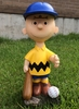 "Peanuts 19"" Charlie Brown - Yellow Shirt"