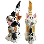 Family Cats (Set of 2)