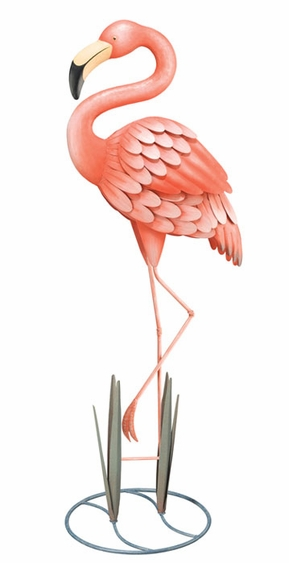 Pink Flamingo Decor - Click to enlarge