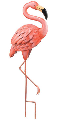 Pink Flamingo Decor Sm - Click to enlarge