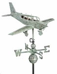 Piper Airplane Weathervane