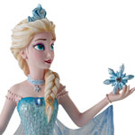 Princess Elsa Figurine: Couture de Force