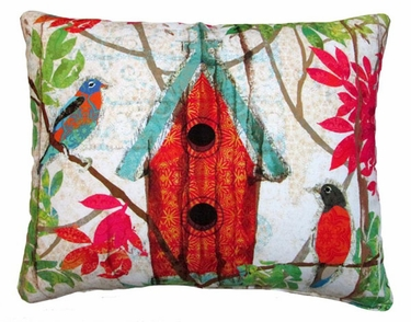 Prism Garden 1 Outdoor Pillow - Click to enlarge