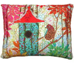 Prism Garden 4 Outdoor Pillow