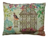 Prism Garden 6 Outdoor Pillow