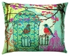 Prism Garden 8 Outdoor Pillow