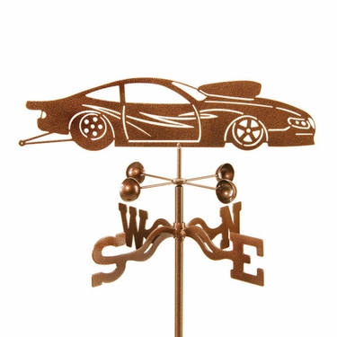 Pro Stock Car Weathervane - Click to enlarge
