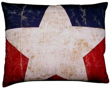 Proud America Outdoor Pillow - Click to enlarge