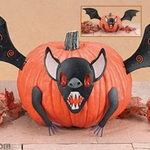Pumpkin Kit - Bat Decor