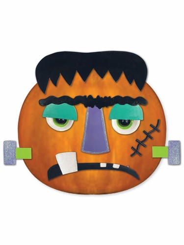 Pumpkin Kit - Frankenstein - Click to enlarge