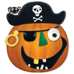 Pumpkin Kit - Happy Pirate