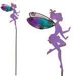 Purple Fairy Picks (Set of 6)