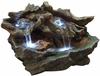 Rainforest Serenity Creek Fountain w/LED Lights