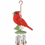 Red Cardinal Wind Chime
