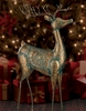 "36"" Large Reindeer Decor"