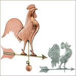 Rooster Weathervanes