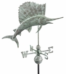 Sailfish Weathervane