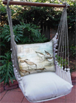 Sandpipers Hammock Chair Swing Set