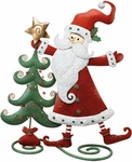 Santa Clause Decoration