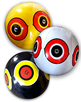 Scare Eyes Bird Chaser (Set of 3) - Click to enlarge