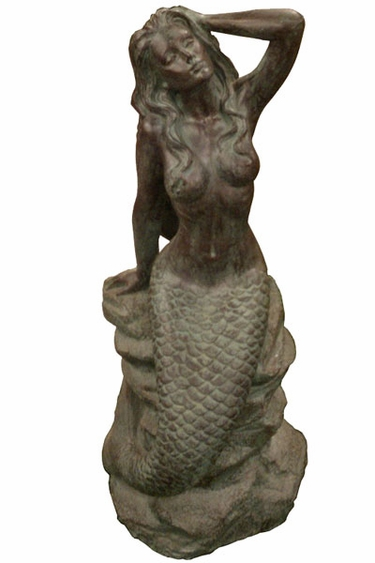Sexy Mermaid Statue - Click to enlarge