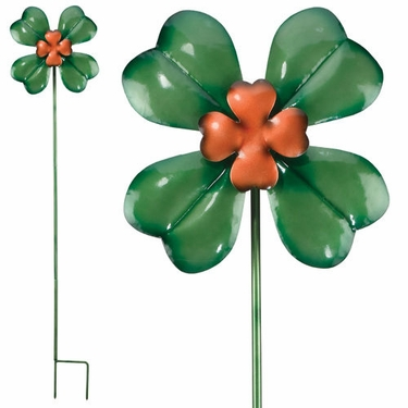 Shamrock Wind Spinner - Click to enlarge