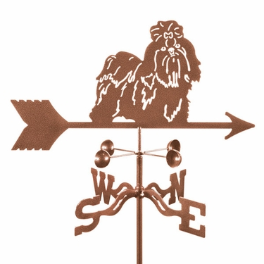 Shih Tzu Weathervane - Click to enlarge