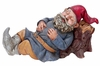 Snoring Merlin Gnome