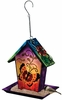 Solar Butterfly Lantern Bird Feeder