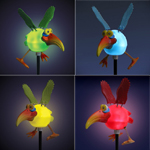 Solar Dodo Bird Garden Stakes (Set of 4)