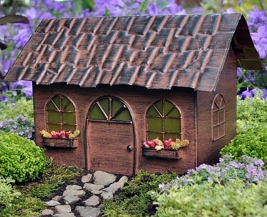 Solar Fairy House - Click to enlarge