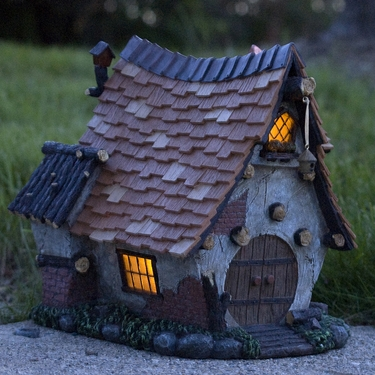Solar Fairy Bavarian House - Click to enlarge