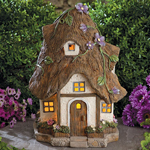 Solar Fairy Houses & Cottages
