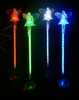 Solar Fairy Motion LED Stakes (Set of 4)