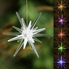 Solar Star Light w/Color Changing LEDs