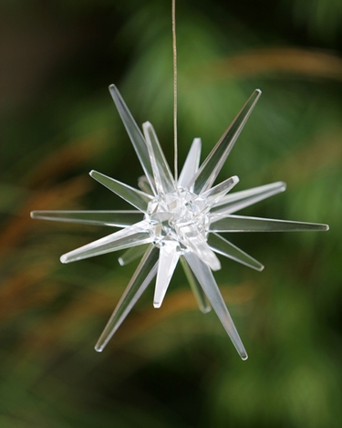 Solar Star Light w/Color Changing LEDs - Click to enlarge