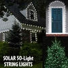 Solar String Lights - 100 LED White
