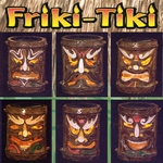 Solar Tiki Stakes - Asst. Tribal (Set of 6)