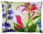Spring Fling B Outdoor Pillow