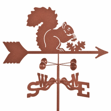 Squirrel Weathervane - Click to enlarge